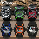 Disney / Disney World's first Mickey sports digital type watches-all 6 colors 50 M water resistant with hidden Mickey fs3gm