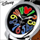 Disney Disney ミッキーマルチ color index watch-all 4 color Croc embossed belt fs3gm05P30Nov13