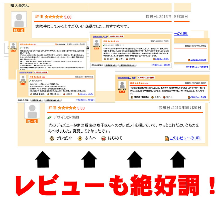 Rakuten daily ranking receiving a prize product
