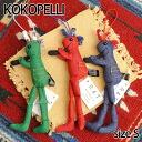 デニムココペリ small size green red blues trap Dole doll miscellaneous goods