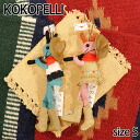 KOKOPELLI cowboy Cowgirl S size strap fashion doll doll native handmade