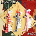 Loco peri XS series XS size gingham check border dot KOKOPELLI strap fashion doll doll gadgets