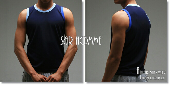 SLEEVELESS-NAVY