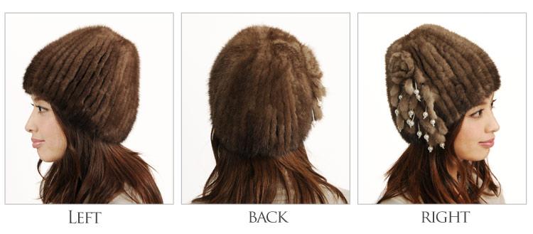 帽子 左右 スタイル シルエット デザイン
