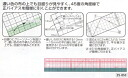 Grid ruler and 30 cm