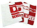0710 dress (DRESS) DRESS official towel try Baru red LD-OP-(DRG2014)
