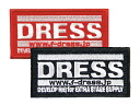 Dress (DRESS) DRESS emblem black LD-OP-0101