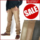 BLUEWAY (blueway ) - color stretch jeans - M867