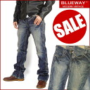 BLUEWAY (blueway ) ( bootcut ) M1402 Shaukat pants pre-made IN NIPPON-
