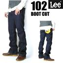 LEE (Lee ) 102/Lee Riders - BOOTCUT bootcut - one wash AMERICAN STANDARD