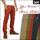 LEE (Lee ) BRAVE RIDERS 7-zip NARROW 5-ジップナロー 5 stretch tight straight 08552