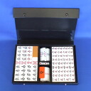 """The mahjong tile """"god of thunder"""" with case"""