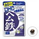 [J] DHC heme iron 120-grain ( 60 days min ) 4511413403747