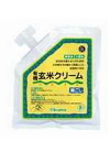 [オーサワジャパン] organic Brown rice cream (tube container Pack) 200 g x 5pcs
