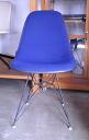 Chair ネイビーファブリック herman miller, Eames eames Herman Miller サイドシェル