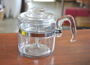 Pyrex flameware 4 cup percolator old Pyrex PYREX Corning coffee maker