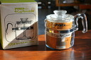 Pyrex フレームウェア 4 カップパーコレーター unused with box Pyrex PYREX Corning coffee maker dead stock