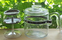 フレームウェア Pyrex 6 Cup and percolator Pyrex PYREX Corning coffee maker