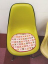 Seat pad Alexander Gerald clover and pink SCOOPS original