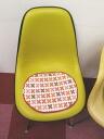 Seat pad Alexander Gerald clover and pink SCOOPS original
