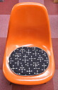 For Eames seat pad Eames dots black small SCOOPS original