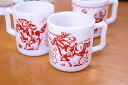 To the ーゼルアトラス Crockett child mug HazelAtlas you discount sale