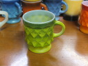 Kimberly green mug FireKing fire King