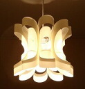 Light lighting artist Otani seafood produce art polypropylene, lamp shade flowers Hana