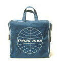 Pan am airlines PANAM airline square, Boston bag