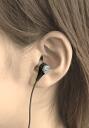 타임 도메인에 대 한 유전자를 상속 하기 위해 태어났다 Bauxer EarPhone M (이 폰 엠) ヌーディサウンド를 이동 하려고