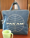 Pan am PANAM airline Boston bag
