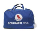 Northwest orient airline Boston bag NorthWestOrient