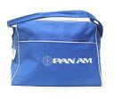 Pan am airlines airline shoulder bag PANAM ◆ sky blue