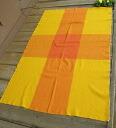 Braniff international and international Braniff International Alexander Giraldo original-blanket yellow x Orange