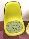 Seat pad Eames ■ Small dot green SCOOPS original
