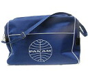 Pan am airlines airline shoulder bag PANAM x General Erectric ◆ Navy