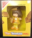 NABISCO FIG NEWTONS DOLL Nabisco fig ニュートンズドール ♪ boxed