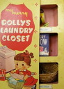 Dolly Dolly's Closet closet laundry set Miniature Dollhouse