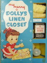 Closet linen miniature set doll's house of Dolly's Closet Dolly