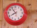 Smith clock wall clock United Kingdom scents too like British car