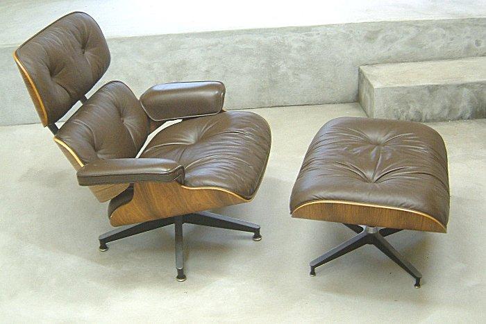 scoops rakuten global market eames rosewood lounge chair ottoman herman miller original. Black Bedroom Furniture Sets. Home Design Ideas