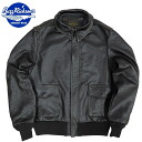 ●Point 10 times ◆◆ BUZZ RICKSON'S #BR80357 A-2 leather flight jacket WILLIAM GIBSON COLLECTION