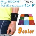 R X L SOCKS WRIST & LEG band TWL-80