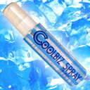 "An air-conditioner to right carry! ""Cool Biz spray"" (cooling spray) for eagerness disease measures of the overseas travel!"