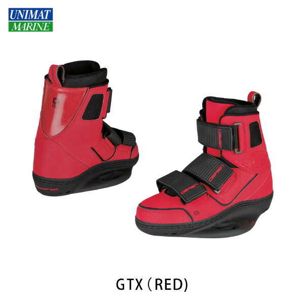 【ウェイクブーツGTX6-8】24-26cm赤REDOBRIEN(オブライエン)社製商品番号:37300【ユニマットマリン・大沢マリン】