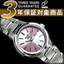 SEIKO 5 lady's self-winding watch watch pink dial stainless steel belt SYME41K1