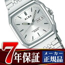 Seiko Alba standard screw-lock mens Watch Silver AIGT011