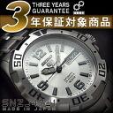 セイコーファイブ calendar day date mens Automatic Watch Silver Dial silver stainless steel belt SNZJ47J1