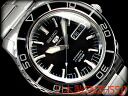 Seiko 5 mens automatic watch black stainless steel belt SNZH55J1