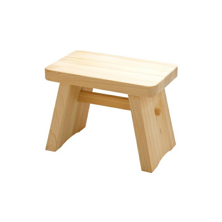 ひのき風呂椅子(大高)